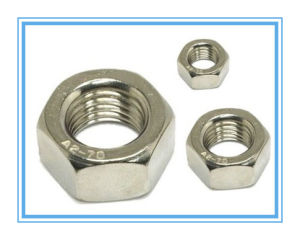 Heavy Hexagon Head Nuts for Machinery pictures & photos