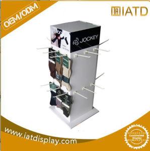 Store Metal Merchandising Ceramic Tile Display Rack pictures & photos