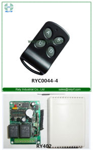 315MHz Mini Remote Control Gate Lock (RYC0044-4) with Remote Receiver Ry402
