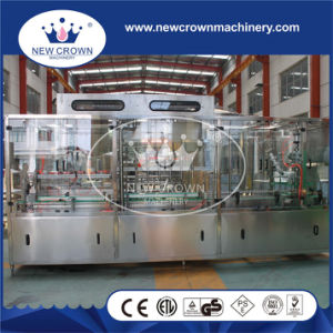 Linear 5L Plastic Bottle Washing Filling Capping Machine pictures & photos