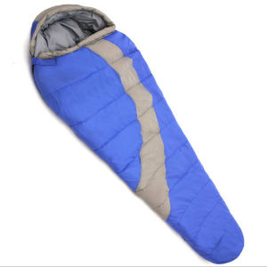 Mummy Style Summer Hollow Cotton Sleeping Bag pictures & photos