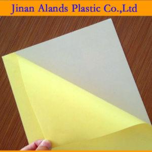 Single or Both Sides Adhesive PVC Album Sheet 125X91cm pictures & photos