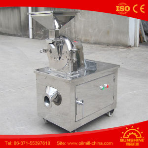 Stainless Steel Pepper Grinding Machine Chili Grinder Machine Price pictures & photos