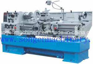 Swing Over Bed 410, 460mm Gap-Bed Engine Lathe pictures & photos