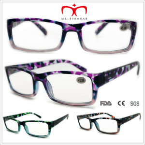 Unisex Plastic Multicolor Reading Glasses (WRP508326) pictures & photos