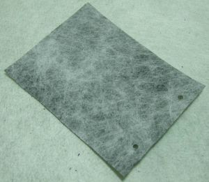High Quality Patented Non-EVA Activated Carbon Filter Media with SGS