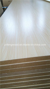 18*1220*2440mm Oak Melamine MDF /Laminated MDF pictures & photos