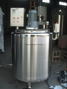 Reactor Mixing Tank Electric Heating Tank for Food Industry pictures & photos