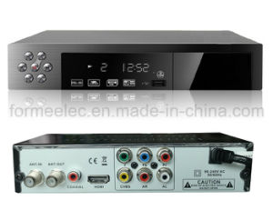ISDB-T Receiver HD FTA TV Set Top Box STB pictures & photos