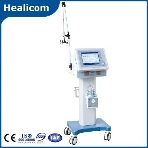 Medical Equipment CE Approved ICU Ventilator Breathing Machine pictures & photos