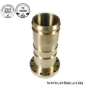 Steel Precision Long Round Machined Shaft pictures & photos