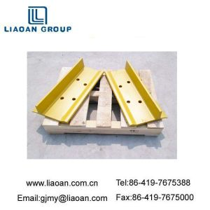 High Quality Bulldozer Track Shoe for Komatsu D45 pictures & photos