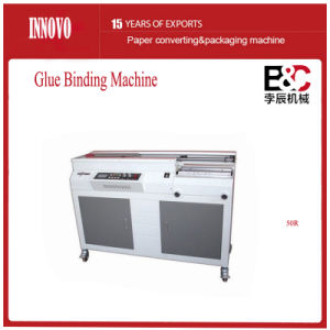 Automatic Design Structur 50r Glue Binding Machine (50R) pictures & photos
