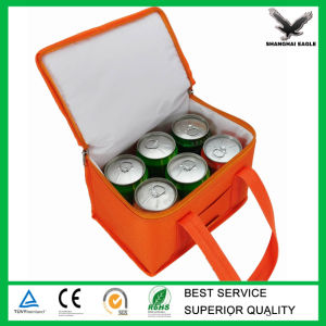 6 Can Collapsible Cooler Bag for Wine pictures & photos