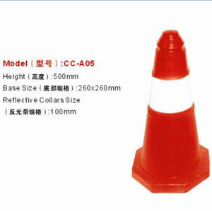 Reflective Orange Traffic Cone Traffic Safety pictures & photos