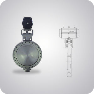 High Performance Butterfly Valve China Supplier pictures & photos