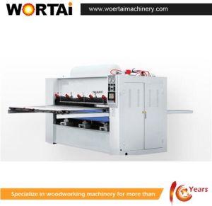 Positive and Negative Pressure Veneer Pressing Machine pictures & photos