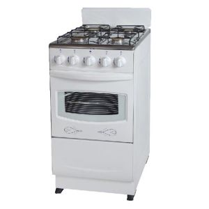 High Quality Free Standing Gas Cooker in Oven pictures & photos