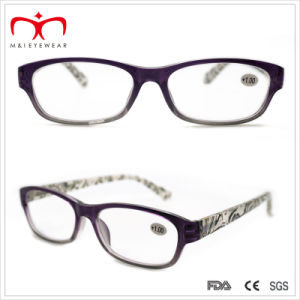 Latest Fashion Plastic Ladies Reading Glasses with Pouch (WRP503142) pictures & photos