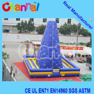 Commercial Inflatable Climbing Wall Chsp154 pictures & photos