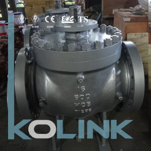 Top-Entry Ball Valve High Pressure Design
