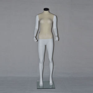 FRP European Sportwear Female Mannequin with Glass Base pictures & photos