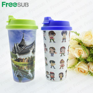 Freesub Heat Press Blank Sublimation Straight Cup pictures & photos