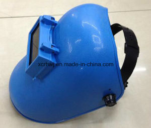 Manufacture Professional Custom Welding Masks, Simple Easy Taiwan Type Black Safety Welding Helmet/Welding Mask, Wide Screen Large Viewing Welding Mask