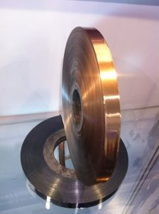 New Arrival Copper Foil Tape for Cables Shielding pictures & photos