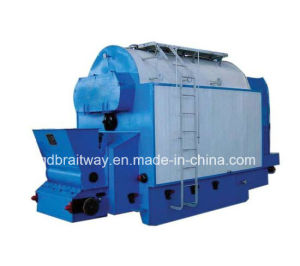 Assembled Coal Fired Steam Boiler Szl6/8/10 pictures & photos