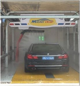 Dericen Dws-3 Car Wash Equipment with Dryer pictures & photos