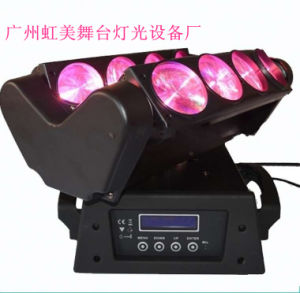 8*10W LED Moving Head Light with 4in1 Color pictures & photos