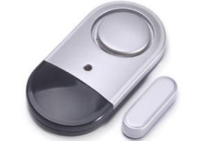 New Arrival Super Thin 125dB Anti Burglar Door Window Alarm with on/off Switch pictures & photos