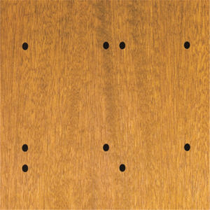 Wood Art Acoustic Panel (WY-A05) pictures & photos