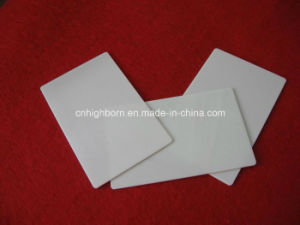White Colour Zirconia Ceramic Plate pictures & photos
