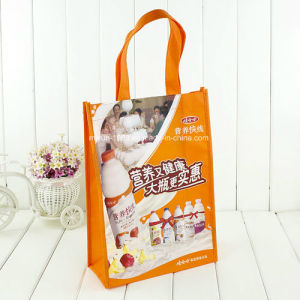 Non Woven Laminated Shopping Tote Bag (M. Y. M-006) pictures & photos