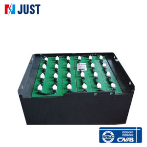 48V Deep Cycle Traction Forklift Battery pictures & photos