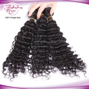 100% Virgin Brazilian Remy Human Hair for Deep Wave pictures & photos