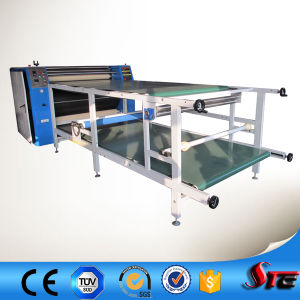 Roll Type Transfer Press Machine, Large Sublimation Transfer Printing Machine pictures & photos