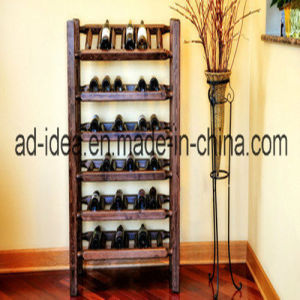 Six Layers Practical Wine Rack Stand / Wine Display Stand pictures & photos