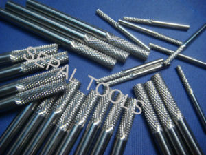 Tungsten Carbide Burrs Rotary Burrs pictures & photos