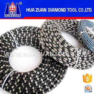 20116 New Diamond Wire Saw Cutting Steel pictures & photos