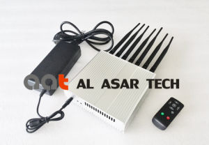 7 Bands IR Remote Control Mobile Signal Jammer / Signal Shiled/Signal Jammer pictures & photos