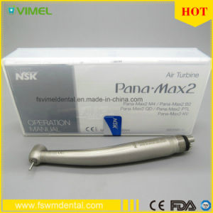 4 Hole NSK Pana Max2 Dental High Speed Handpiece pictures & photos