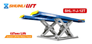 12t Bus Lift or Truck Lift, pictures & photos