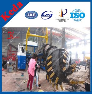 River Sand Suction Mining Dredge Equipment in Stock for Sale pictures & photos