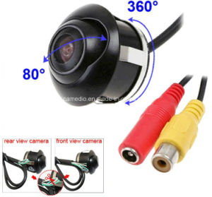 360 Degree Rotatable Security Car Video Camera with Parking Lines on&off Switch Optional pictures & photos
