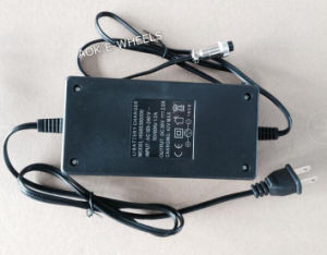 Smart 67.2V1a Lithium Battery Charger for Unicycle Scooter (BC-004) pictures & photos