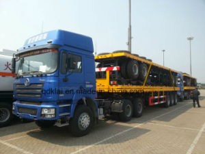 Shacman F3000 Cummins Engine Trailer Tractor Truck and Semi Trailers pictures & photos