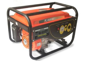 Jx3900A 2.8kw High Quality Gasoline Generator with a. C Single Phase, 220V pictures & photos